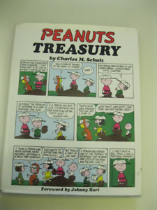 PEANUTS TREASURY BY CHARLES M.SCHULTZ