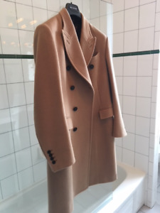 Fabulous Paul Smith Wool / Cashmere Camelhair Overcoat