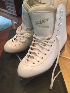 Girls Jackson Skates size 3.5