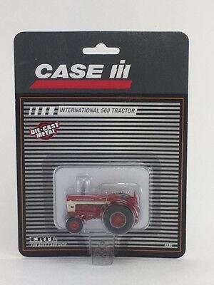 1/64 ERTL CASE IH INTERNATIONAL 560 TRACTOR