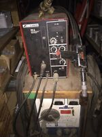 Aluminum Push Pull Wire Feed Welder