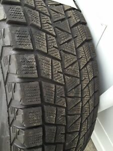 Jeep Wrangler Winter Tires on Factory Rims London Ontario image 3