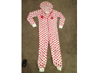 Ladies Adults Onsie size SMALL (8-10) BRAND NEW with label.