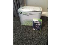 x box 360 console in box only £40