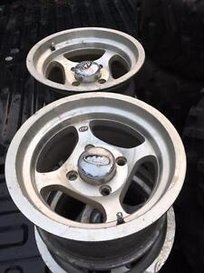 "12"" ITP Rims in good shape: $200"