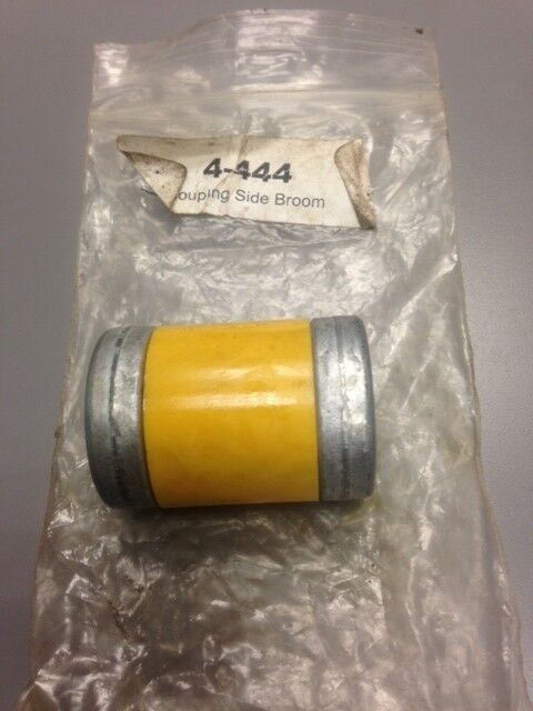 Floor Scrubber - Factory Cat Side Broom Safety Coupling P/N 4-444