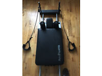 Aero pilates 4 cords machine