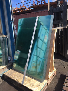 Glass sheets - perfect for making custom furniture