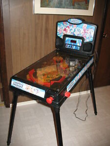 Rare Vintage Digimon Electric Pinball machine