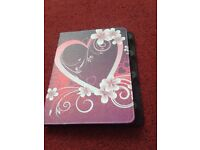 Flower Tablet holder/mount - Holds 10 inch tablets. Used but in a good condition.