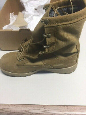 Army Combat Boots Temperate Weather (ACB-TW) Coyote Brown OCP Uniform, Size 10.5 (Army Combat Uniform Boots)