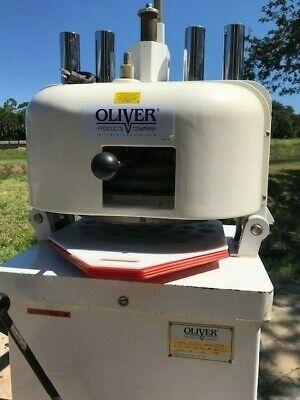 Oliver 625-dr Dough Rounder