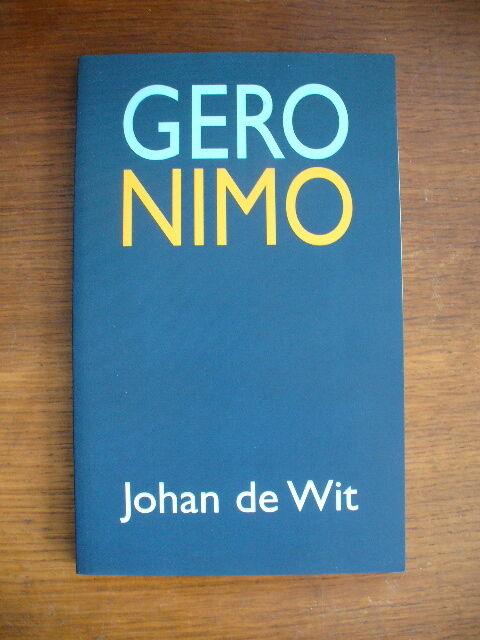 Johan de Wit - Gero Nimo (PB 2011) NEW
