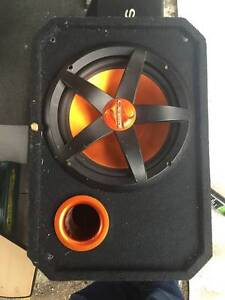 """Cadence 12"""" 600W Subwoofer Single Subwoofer In Ported Enclosure Craigieburn Hume Area Preview"""