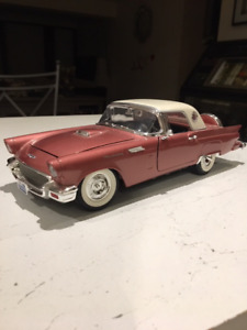 1/18 die cast, 1957 Ford Thunderbird