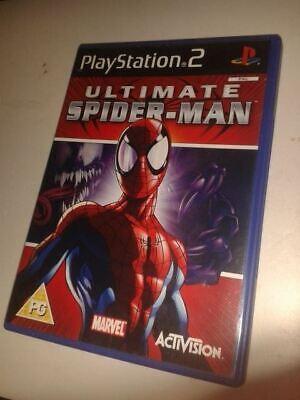* Sony Playstation 2 Classic Game * ULTIMATE SPIDER-MAN * PS2 comprar usado  Enviando para Brazil