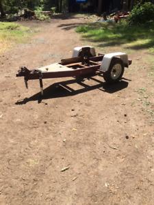 Welding or Compressor Trailer