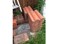 43 Used Roman Tiles free to the first taker