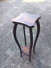 Timber plant stand - elegant Queen Anne style Lane Cove Lane Cove Area Preview
