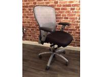 Stylish 6 way adjustable Ergonomic Office Chair