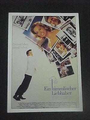 Chances Are  Film Card  Cybill Shepherd  Robert Downey Jr