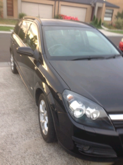 2006 Holden Astra with RWC AND 1 YEAR REGO