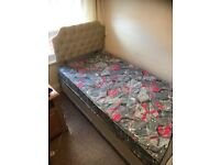 Single Bed With Storage Drawers
