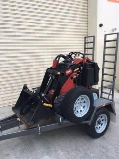 TORO W323 Wheeled Compact Utility Loader Trailer Package Aldinga Beach Morphett Vale Area Preview