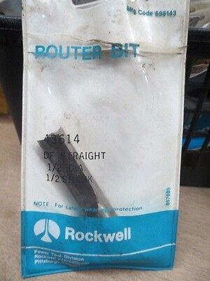 Router Bit 516-bb Corner Round 12 Shank 43089 Carbide Rockwell 698143 Ll1306