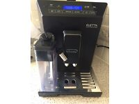 DELonghi been to cup coffee machine