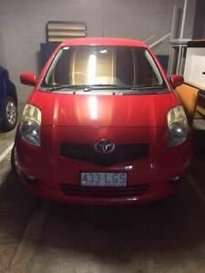 2008 Toyota Yaris Hatchback Woolloongabba Brisbane South West Preview