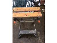 Black and Decker workmate 536