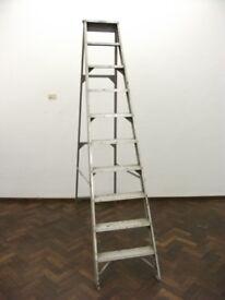 Large Aluminium Folding Ladder