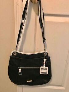 TWO FOR $20 LEATHER DESIGNER BAGS (BARELY USED) OBO