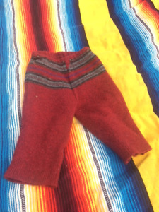 wool diaper cover pants