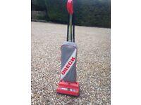 Oreck light weight, upright vacuum cleaner