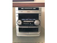 Philips Stereo with 2 x speakers