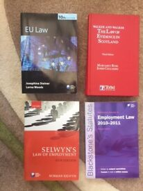 Collection of 27 Books on Law