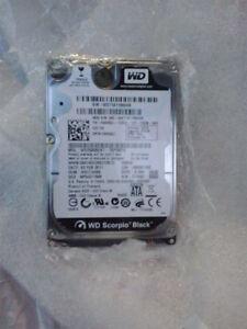 WD Lenovo WD250BEKT-75PVMTO Hard Drive Working