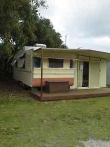 On site caravan with solid annex - Sandy Point (Waratah Bay) Sandy Point South Gippsland Preview