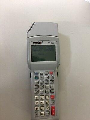 Symbol Pdt3100 2.2mb 35 Key8 Line Display True Oem Pdt3100-s0823020