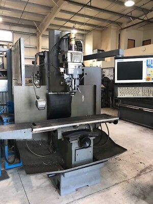 Atrump B5fc 3 Axis Cnc Bed Mill With Centroid Cnc Control