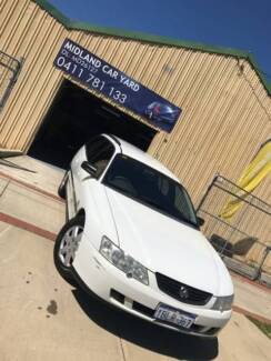 2003 Holden Commodore Wagon DRIVES LIKE NEW