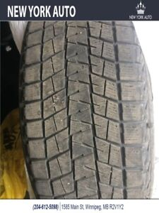 SET OF WINTER TIRES 245/50/20