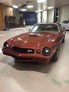 Z28 Camaro -1978 / Restored exec condition