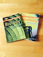 IB Study Guides for Chemistry and Biology