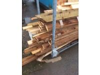 WOOD - Large selection of new & unused timber