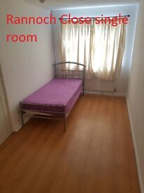 SINGLE ROOM FROM PRIVATE LANDLORD
