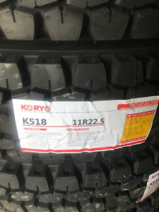OPEN SHOULDER DRIVE TIRES