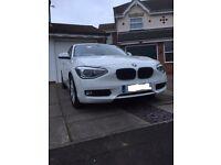 BMW 1 Series 1.6 116d EfficientDynamics Sports Hatch 5dr